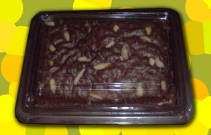 brownies coklat kecil