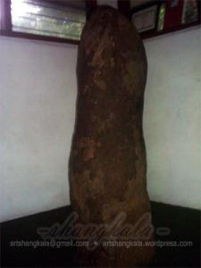 Lingga di batu Tulis Bogor