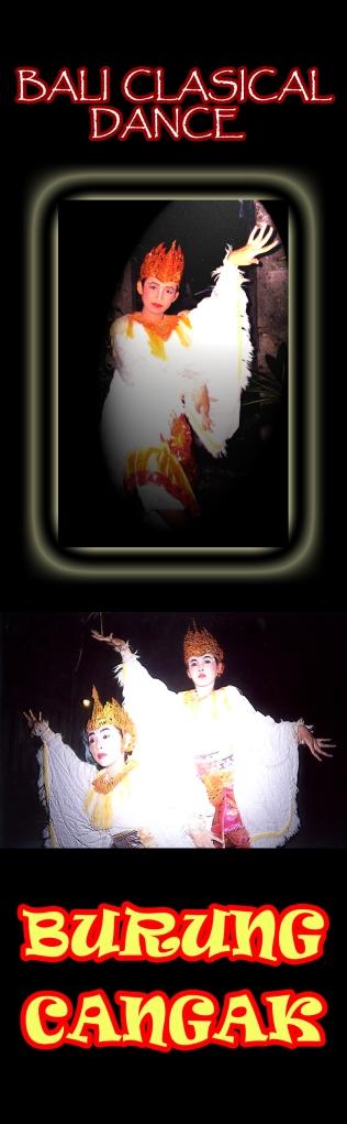 Bali Clasical Dance-Burung Cangak