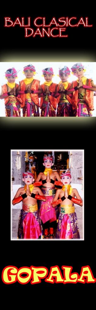 Bali Clasical Dance-Gopala