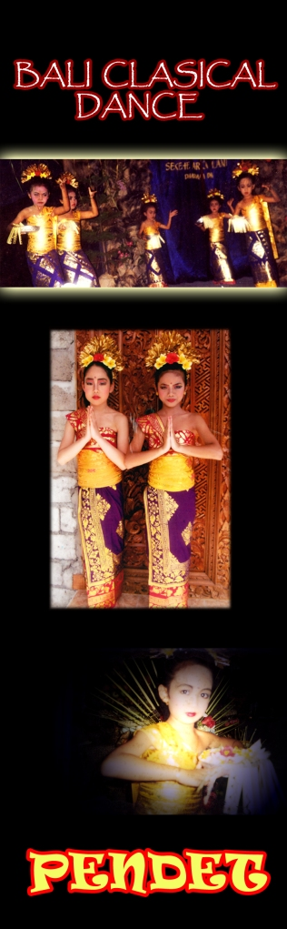 Bali Clasical Dance-Pendet