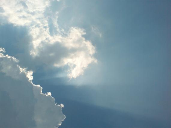 brighter sky