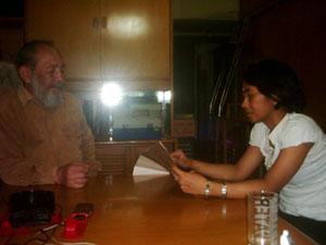 Abah & Penulis