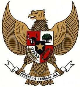 lambang negara Garuda Pancasila