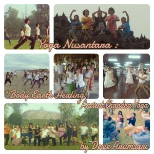 Yoga Nusantara flyer