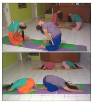 yoga kesehatan shangkala clinic bsd