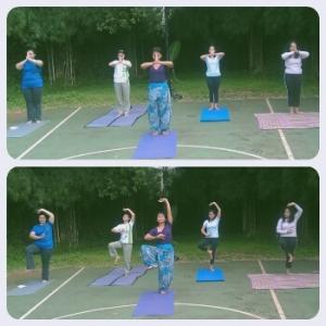 yoga di bsd bintaro